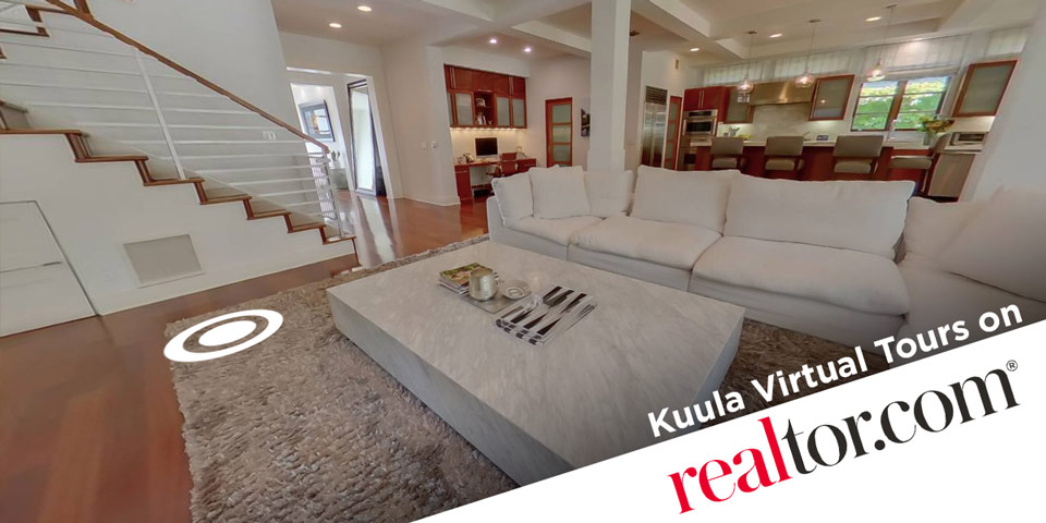 Kuula Virtual Tours on Realtor.com