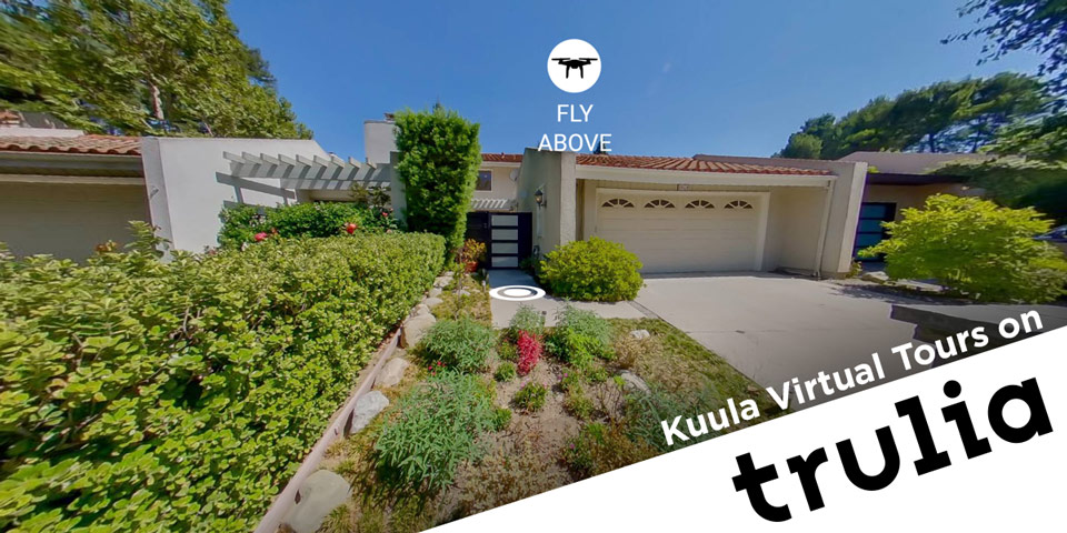 Kuula virtual tours on Trulia