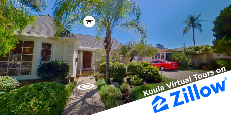 Kuula Virtual Tours on Zillow