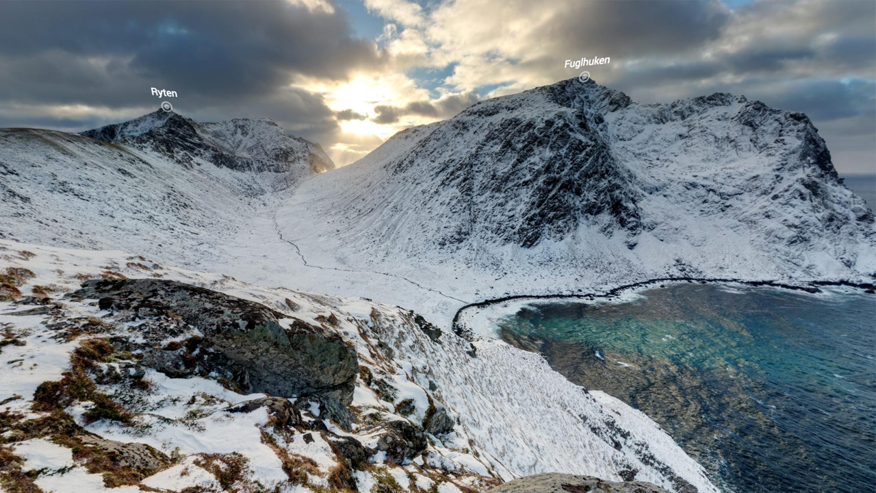 Virtual Tour of Lofoten