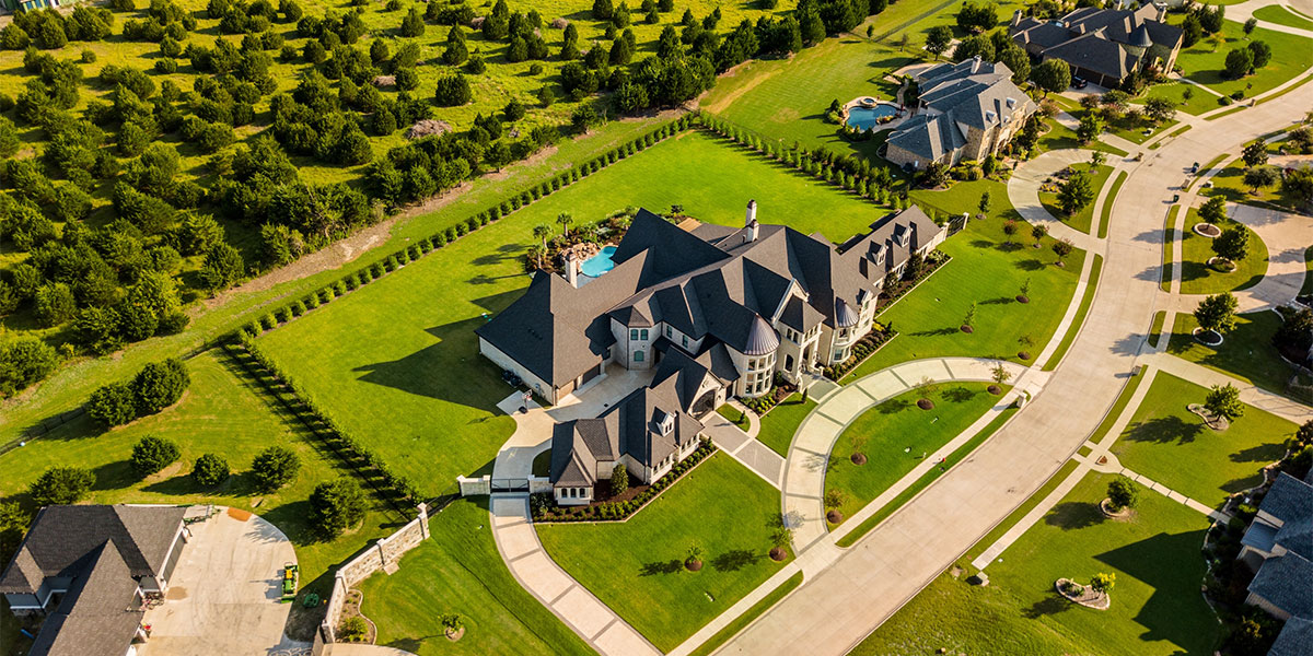 Real Estate Virtual Tours Why You Should Add Drone Shots