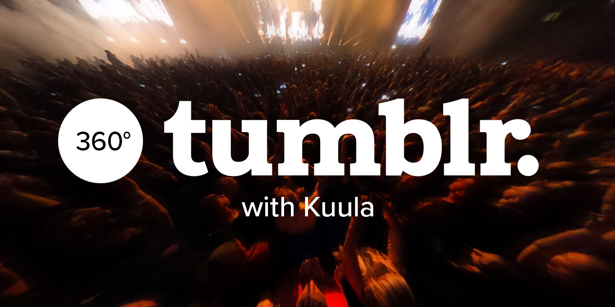 360 photos on Tumblr with Kuula