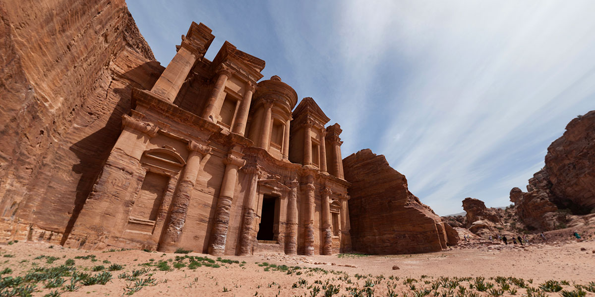 Virtual Tour of Petra